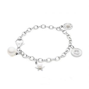 Classics_Gold Charm Bracelet_All Charms_WG