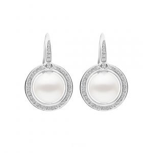 DIVINE EARRINGS_WHITE GOLD_A