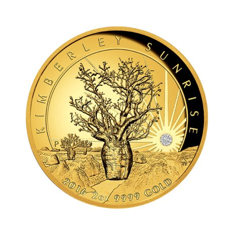 KIMBERLEY SUNRISE COIN_A
