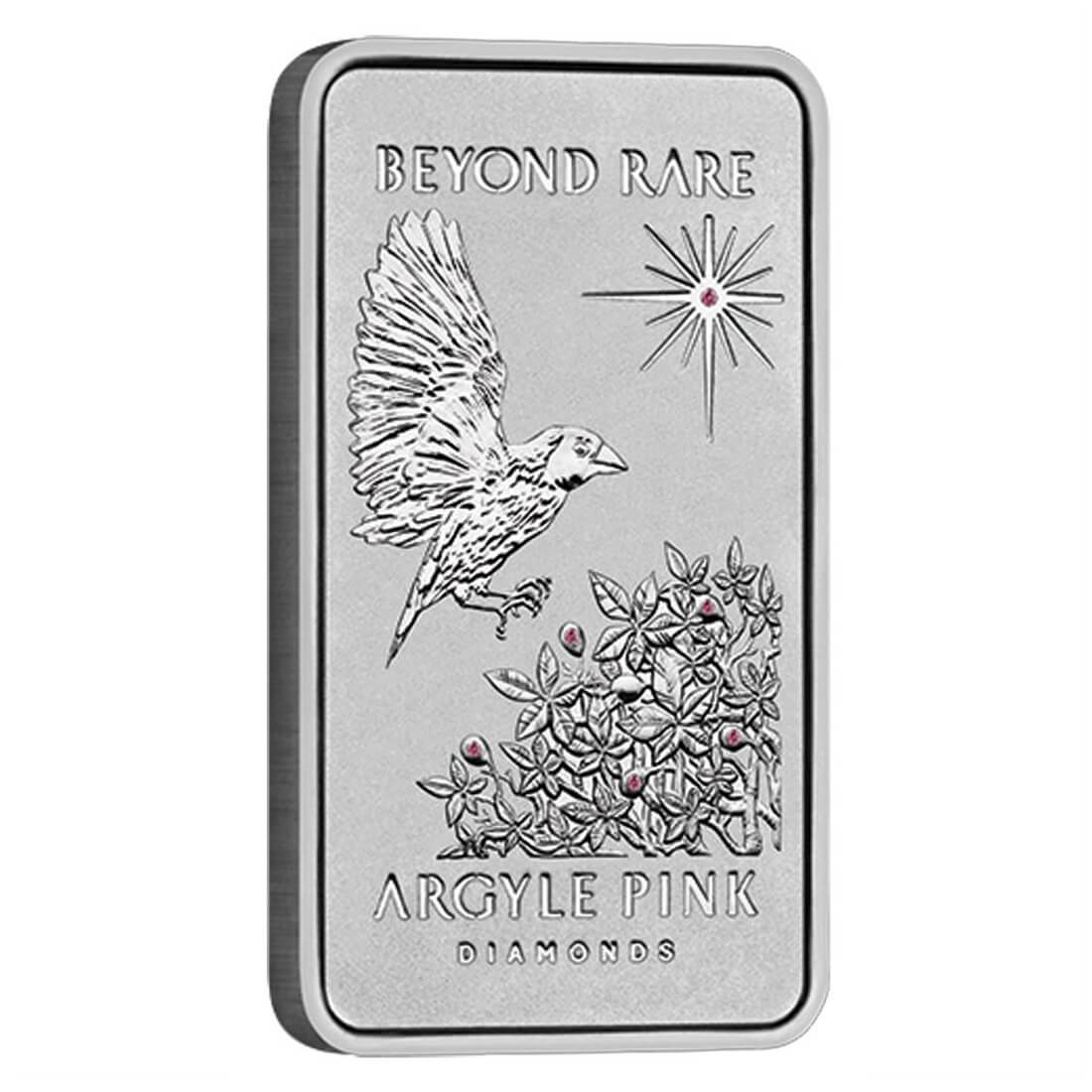 The Limited Edition 2015 'A Flight of Fantasy' One oz ...