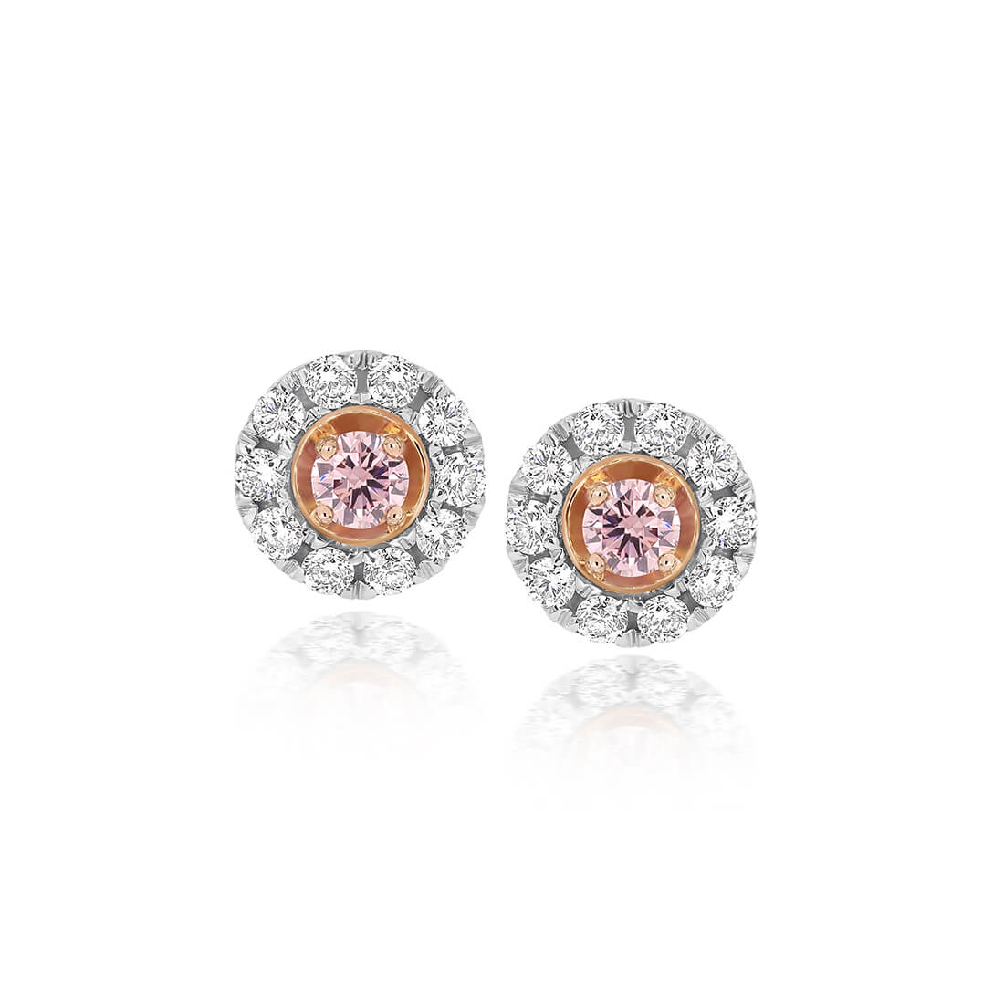 archives cluster coloured musson earrings jewellery argyle collections a diamond product category halo