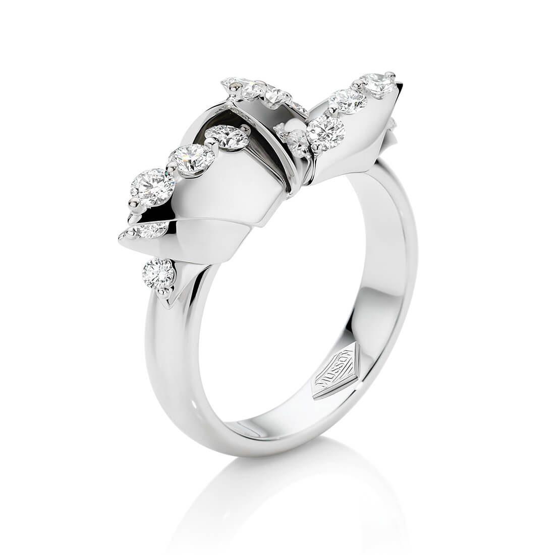 Icon Diamond Ring