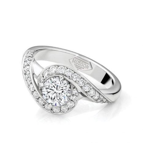 Lian Diamond Ring