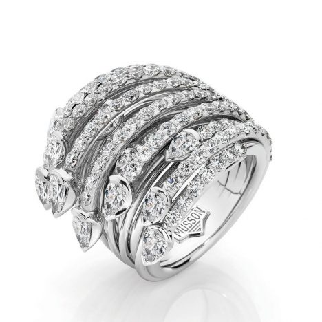 Niagara Diamond Ring