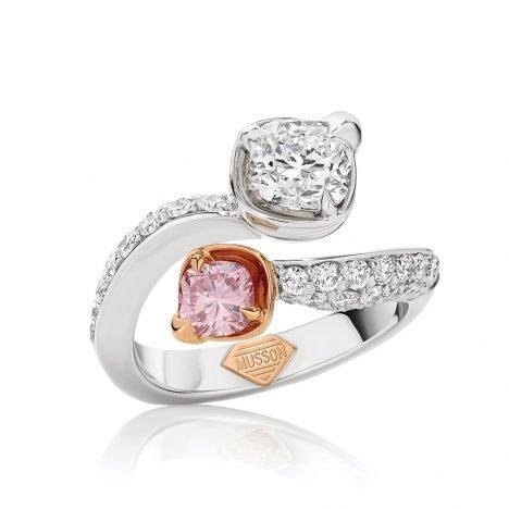 Paradise Argyle Pink Diamond Ring