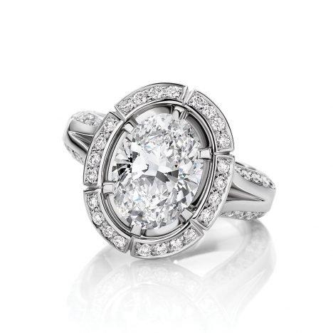 Sun Struck Couture Fancy Diamond Rings