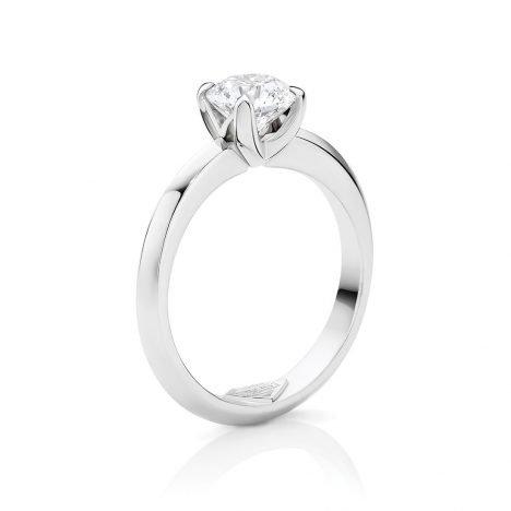 Teiza Solitaire Diamond Ring