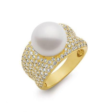 Kailis - Adored Pearl Diamond Ring