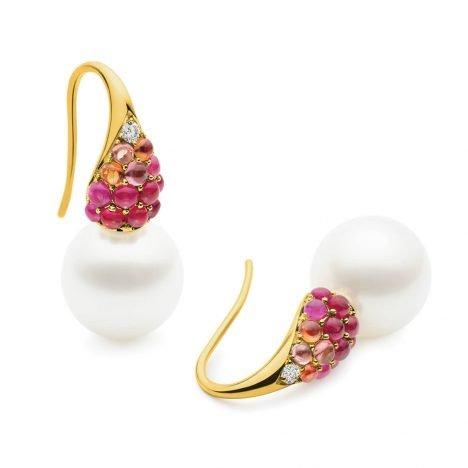 Aurora Glow Earrings
