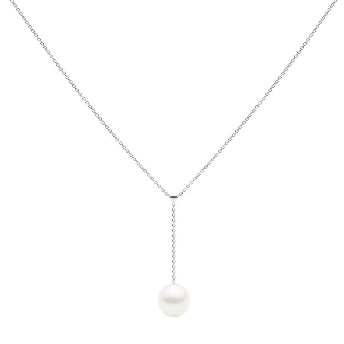 Kailis - Negligee Pearl Necklace, White Gold
