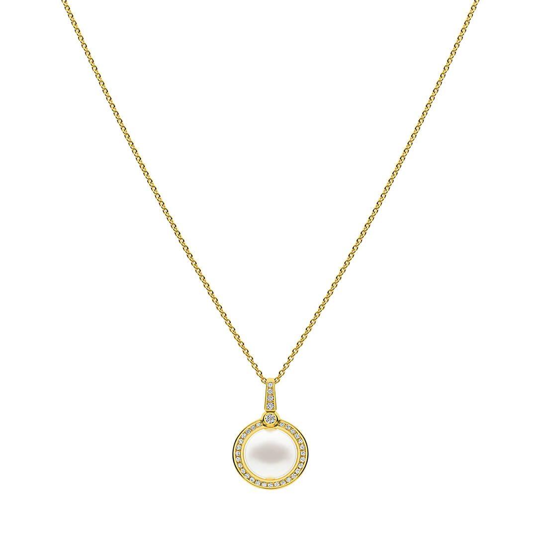 Kailis - Divine Pendant, Yellow Gold
