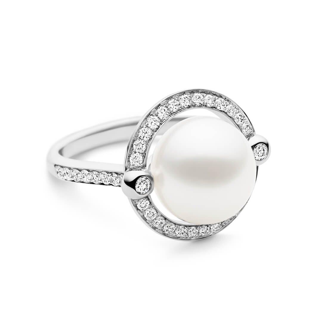 Kailis - Divine Ring, White Gold