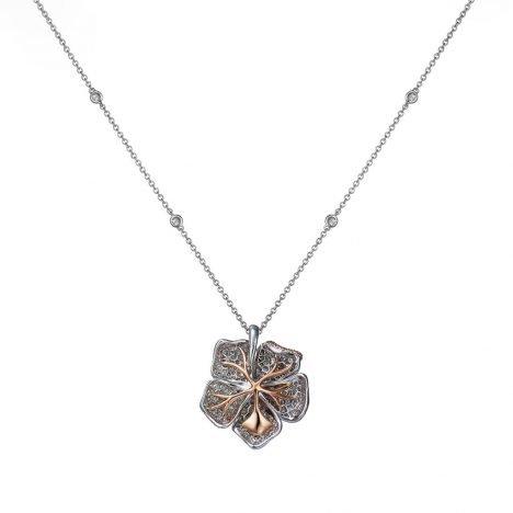 Limited Edition Argyle 'Blossom' Pendant