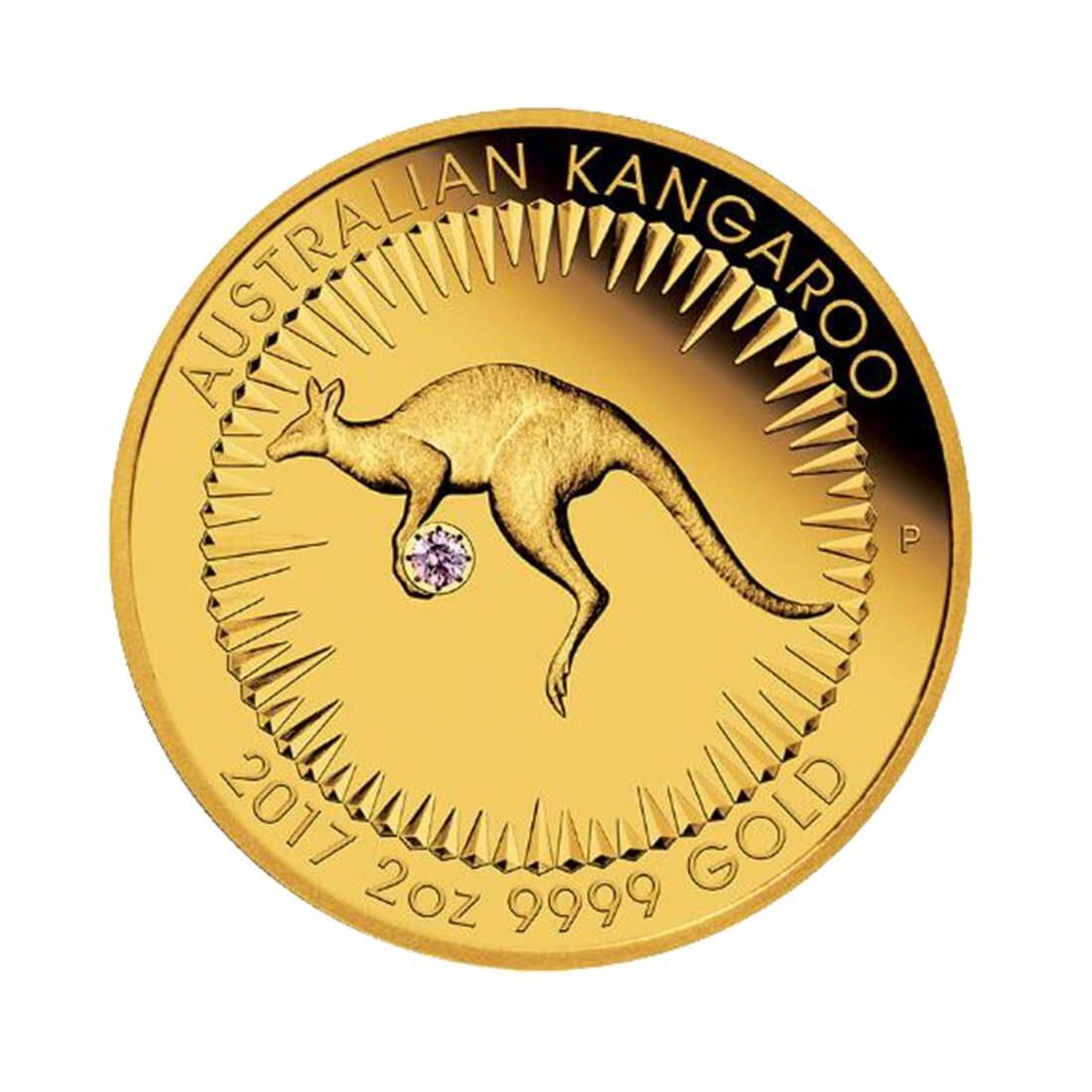 Limited Edition 2017 Australian Kangaroo Coin