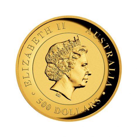 Limited Edition 2016 Kimberley Sunrise Coin