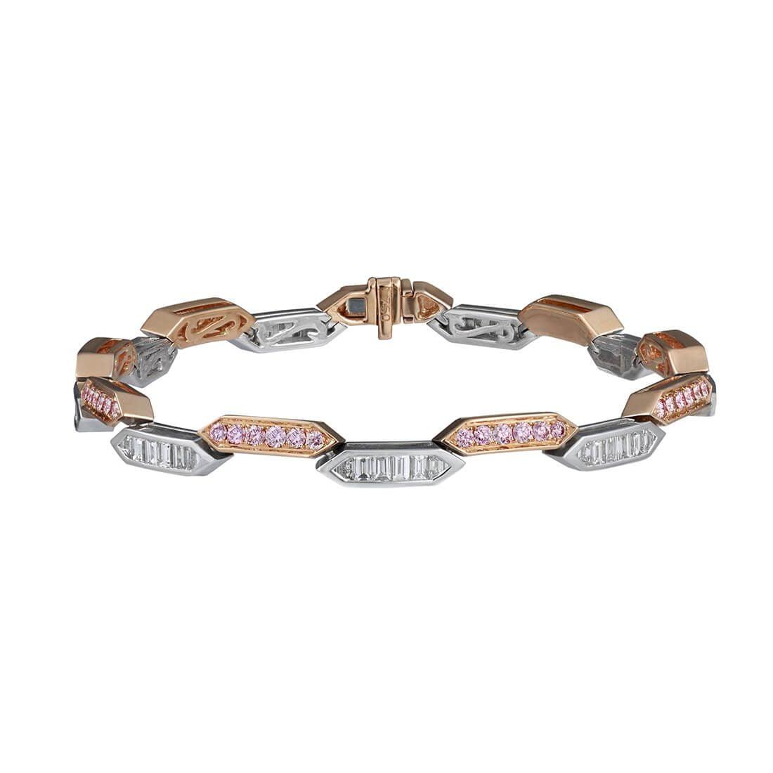 Limited Edition Argyle 'Arm Candy' II Bracelet