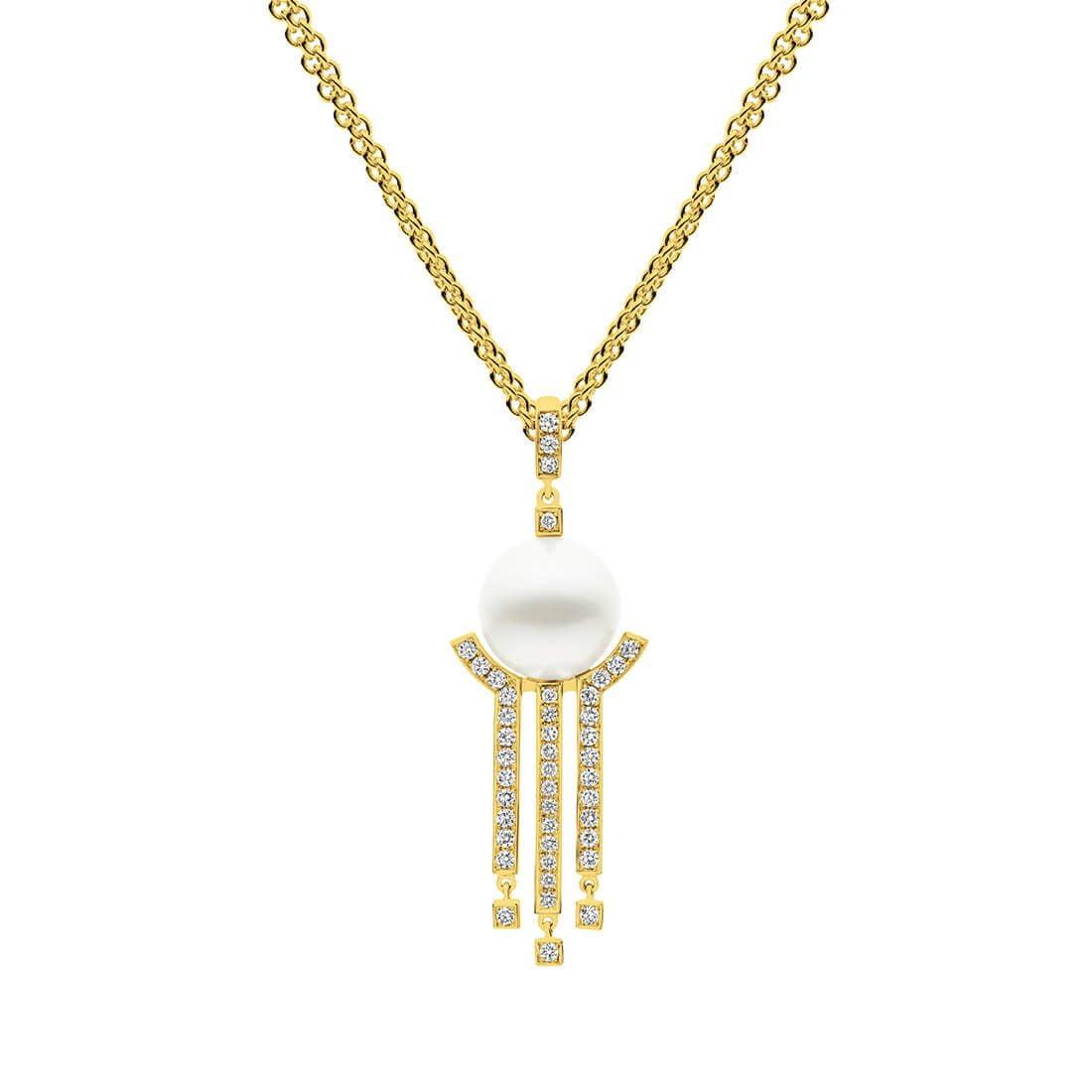 Kailis - Metropolis Pearl Pendant, Yellow Gold