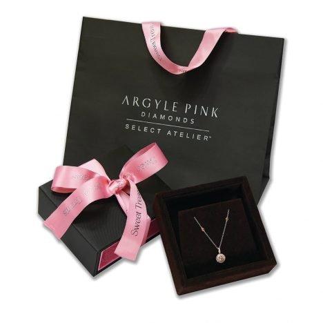 Limited Edition Argyle 'Sweet Treats' Pendant