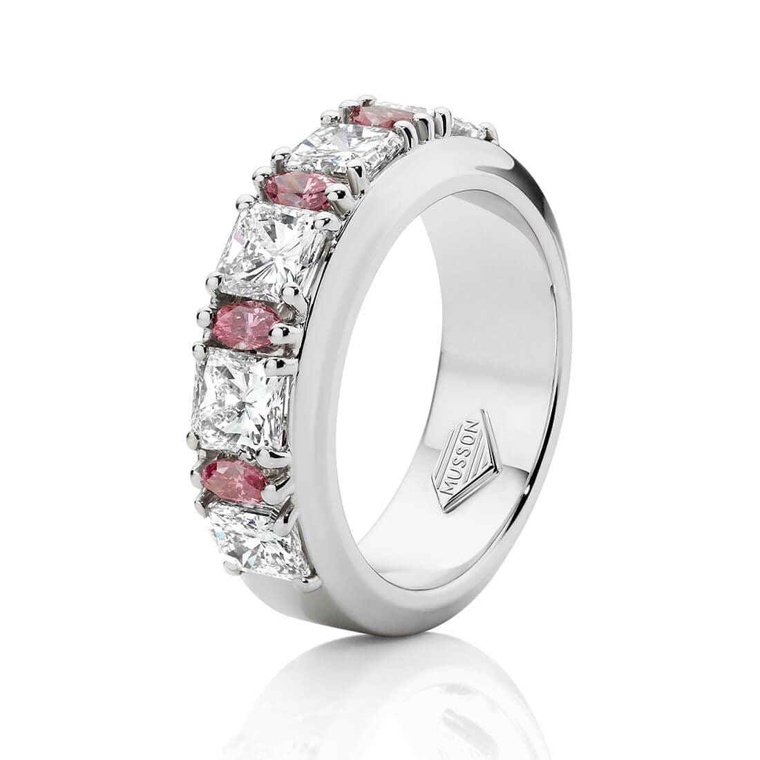 Duchess Argyle Pink Diamond Ring