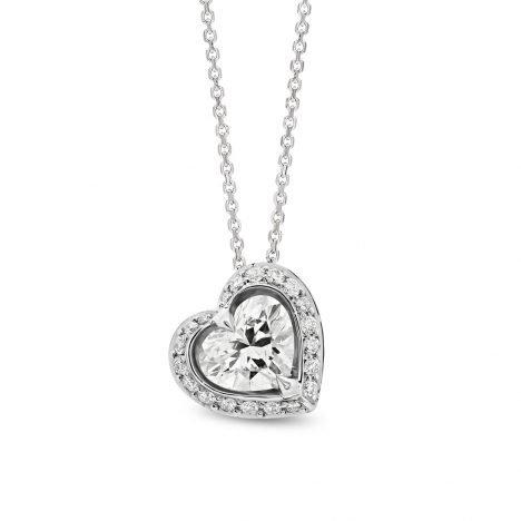 Mon Coeur Diamond Pendant