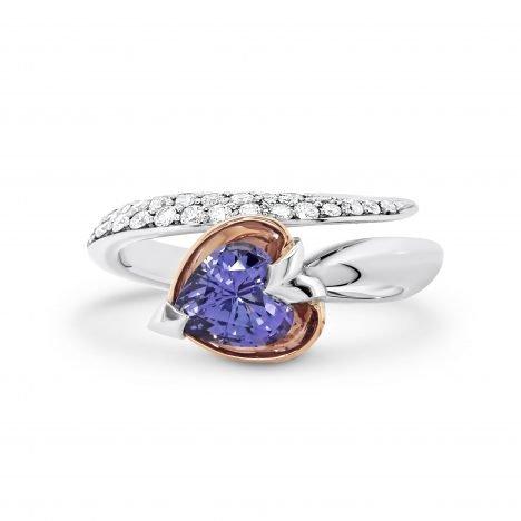 Mon Coeur Tanzanite Ring