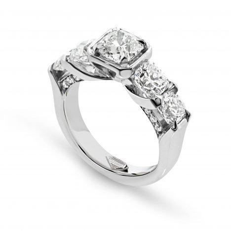 Lucinda Diamond Ring