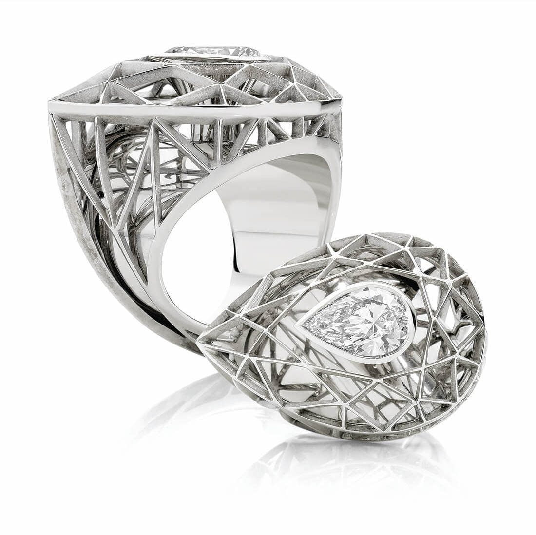 Odyssey Couture Diamond Ring