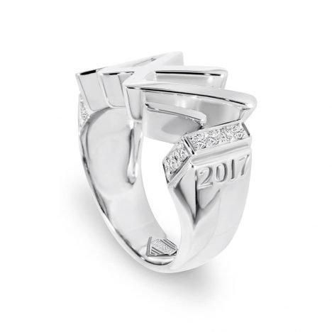 AFLW 2017 Premiership Ring