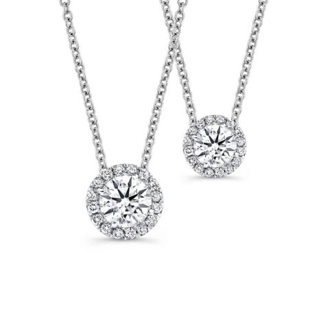 Centre of My Universe DeBeers Forevermark Diamond Pendant