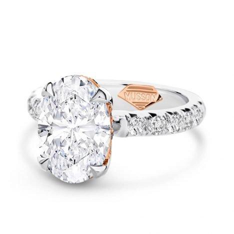Teiza Couture Diamond Ring