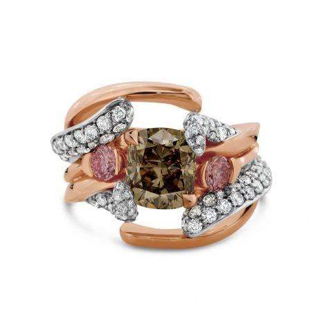 Kimberley Paradise Diamond Ring