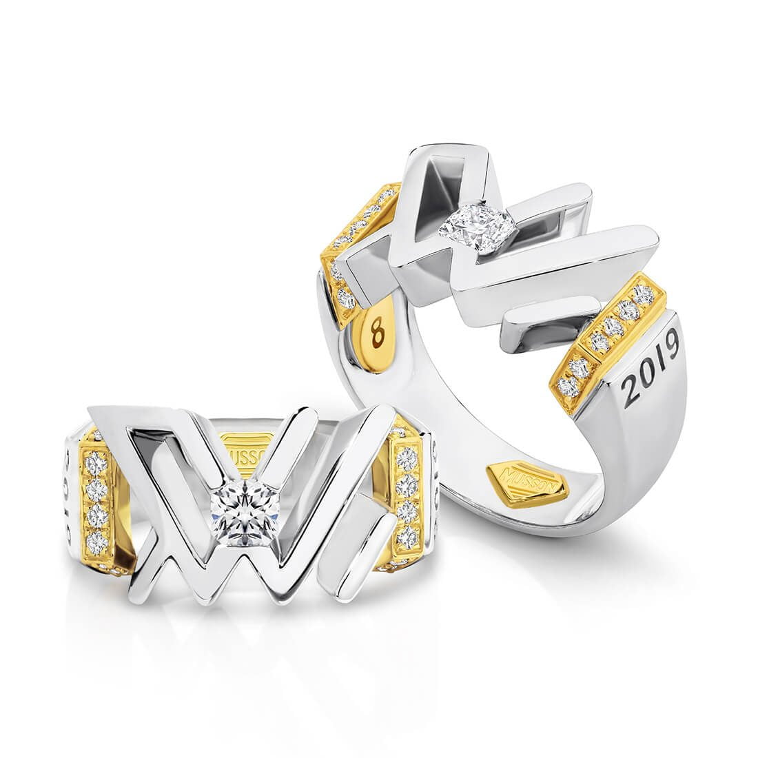 AFLW 2019 Premiership Ring