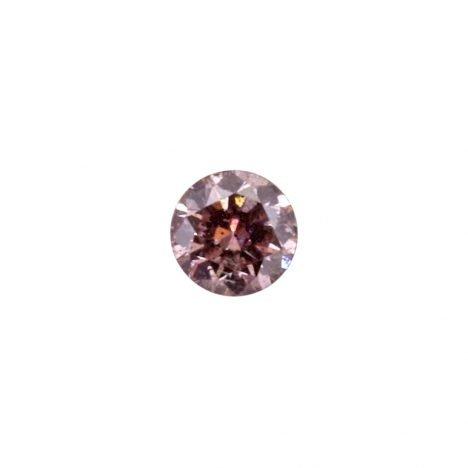 0.17ct Natural Fancy Light Pink Argyle Diamond