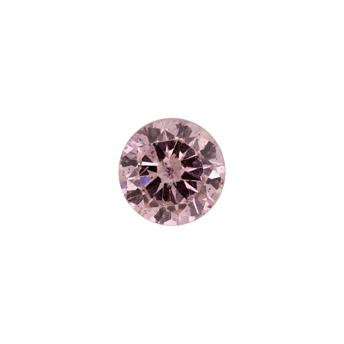 0.20ct Natural Fancy Pink, 6PP Argyle Diamond