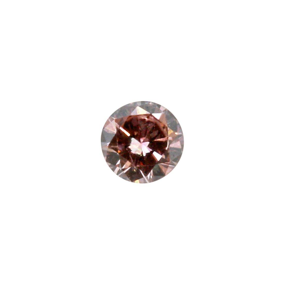 0.18ct Natural Fancy Pink Argyle Diamond