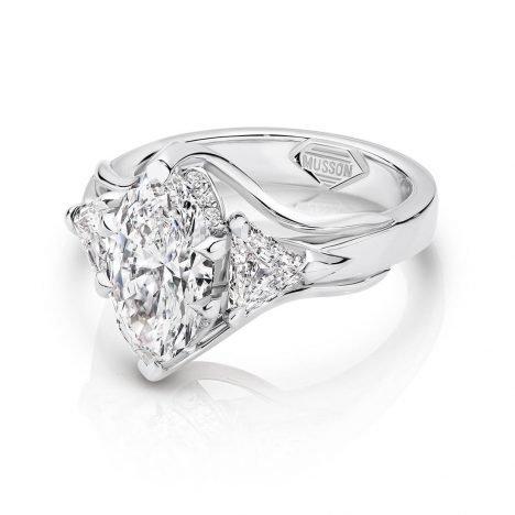 Rhapsody Diamond Ring