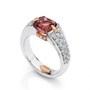 Viva Purple Spinel Ring