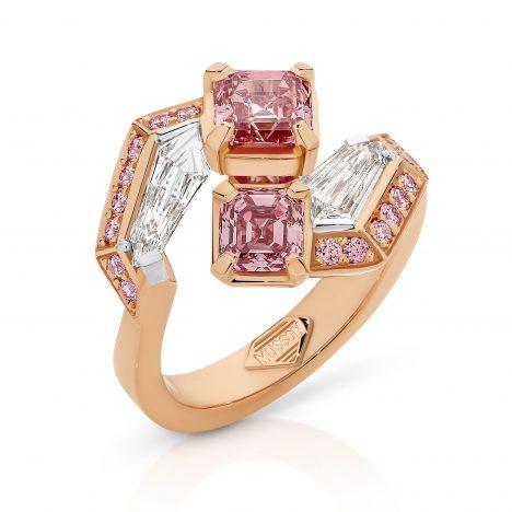 Allegra Pink Diamond Ring