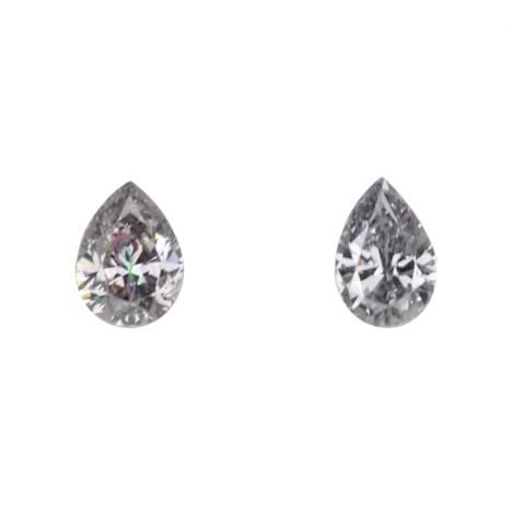 2=0.15ct Natural Fancy Light Grey-Blue, BL1, SI2, Argyle Pink Diamond