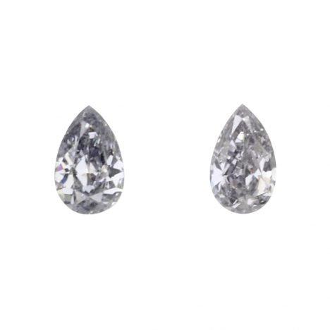 2=0.20ct Natural Fancy Light Greyish Blue, BL1 Argyle Diamond