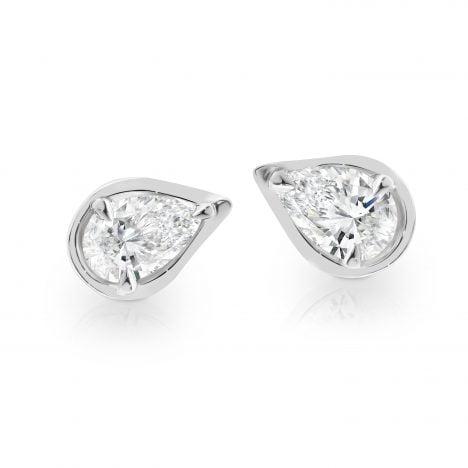 Pera Diamond Studs