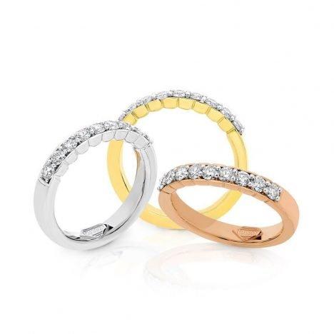 Adore Medio Diamond Rings