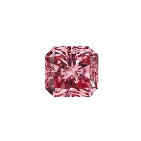 0.46ct Natural Fancy Vivid Purplish Pink, 2PP Argyle Tender Diamond, SI2, Argyle Pink Diamond