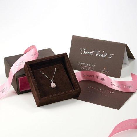 Limited Edition Argyle 'Sweet Treats II' Pendant