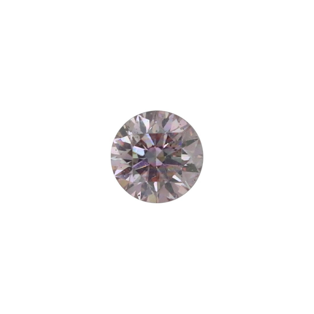 0.10ct Natural Fancy Pink, 6P Argyle Diamond