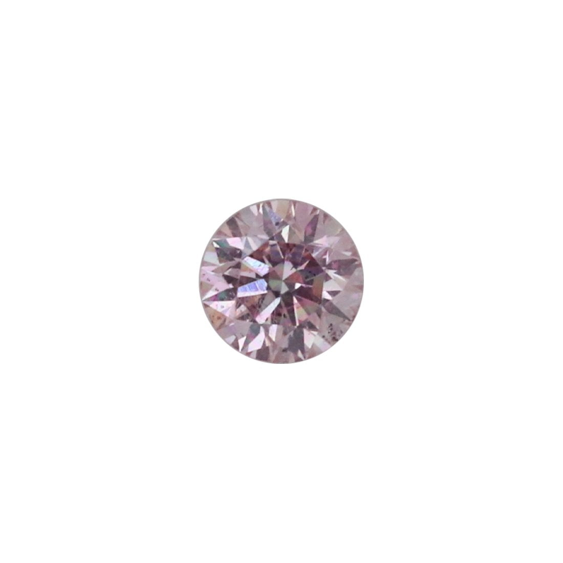 0.10ct Natural Fancy Pink, 7P Argyle Diamond