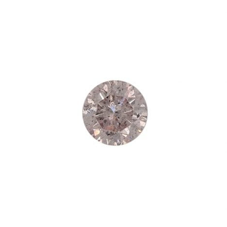 0.31ct Natural Fancy Light Pink, 8P, I1, Argyle Pink Diamond