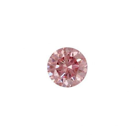 0.08ct Natural Fancy Intense Pink, 6P Argyle Diamond