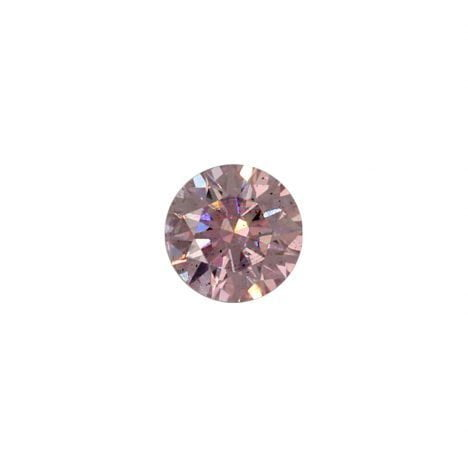 0.19ct Natural Fancy Light Pink, 7PP, SI1, Argyle pink diamond