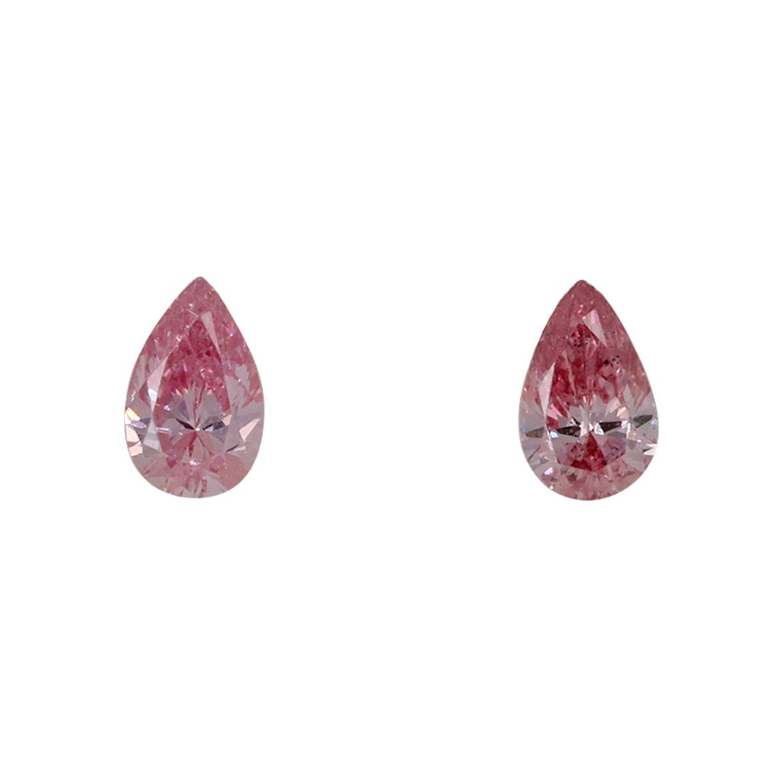 2=0.21ct Natural Fancy Intense Purplish Pink, 5PP Argyle Diamond